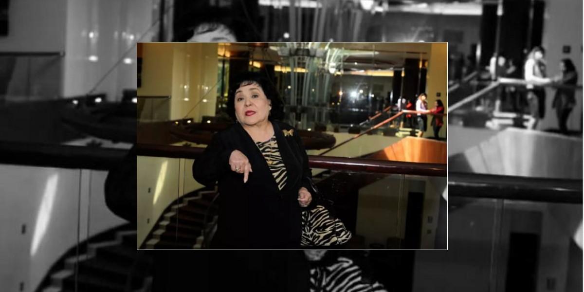Carmen Salinas llama