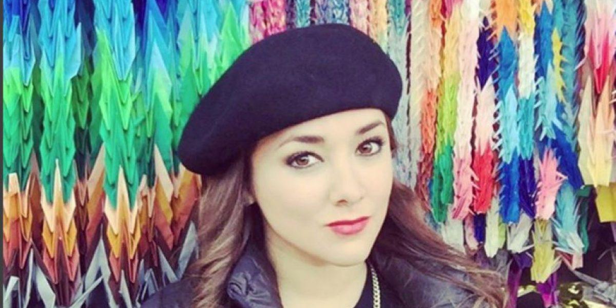 Sherlyn compartirá sus experiencias a través de un canal de videos