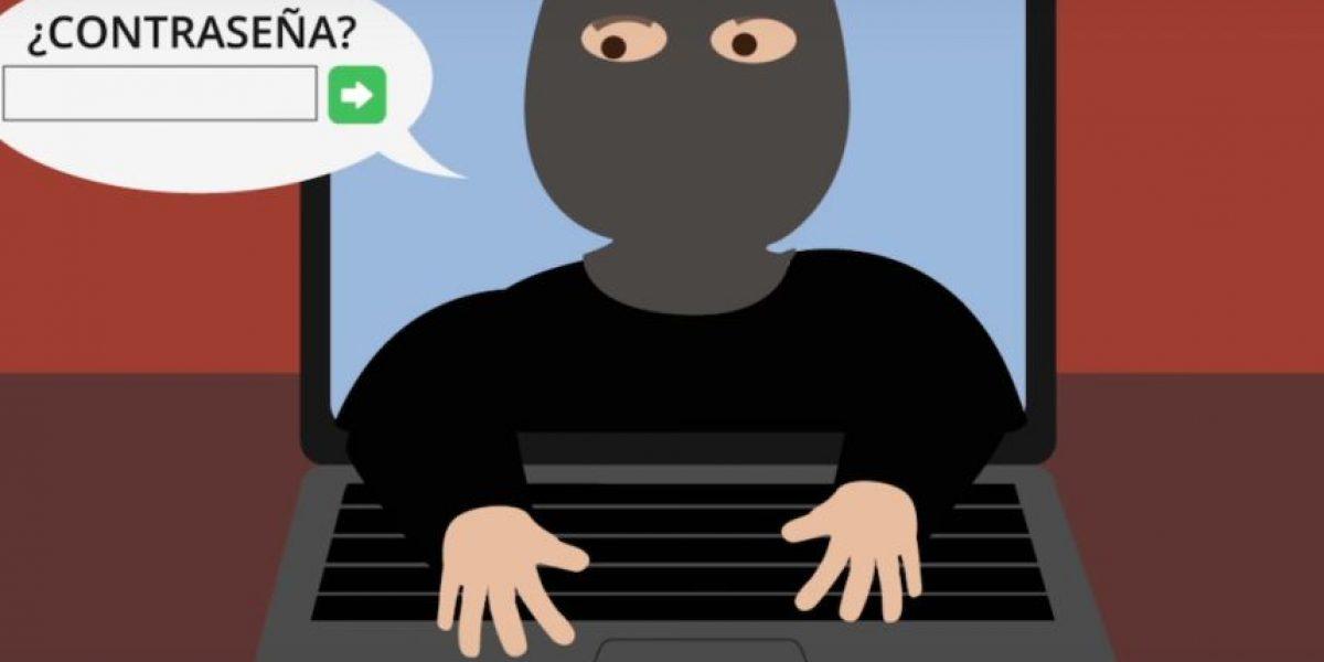 Evita el robo de identidad en Internet