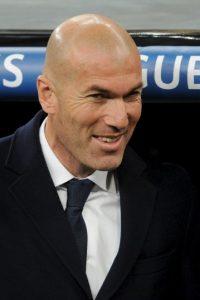 6. El primer Clásico de Zidane Foto:Getty Images