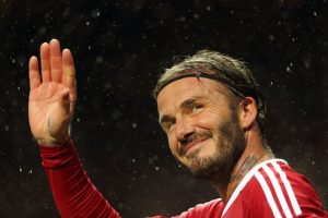 2. David Beckham, 65 mdd. Foto:Getty Images