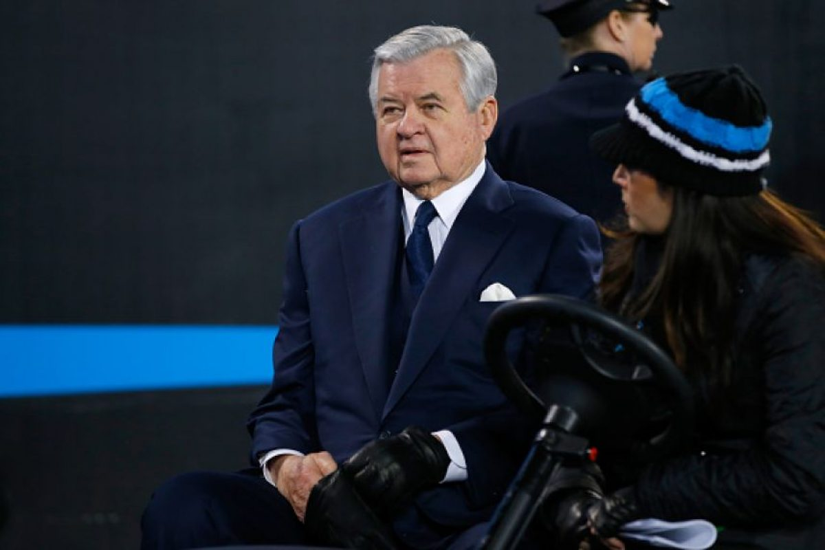 5. Jerry Richardson, 30 mdd. Foto:Getty Images