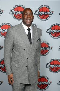 10. Magic Johnson, 18 mdd Foto:Getty Images