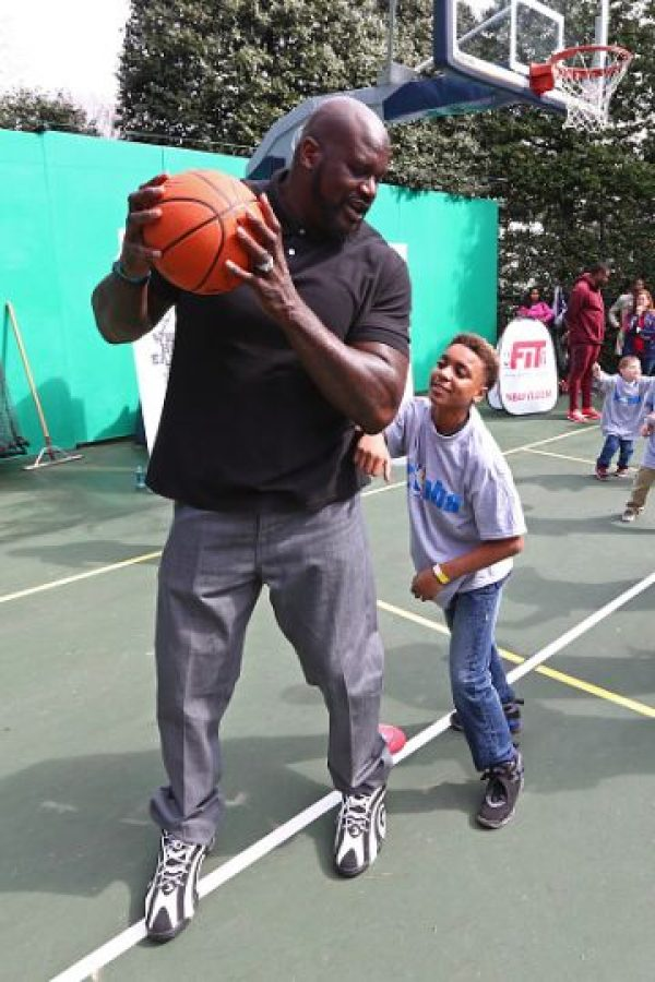 7. Shaquille O'Neal, 22 mdd. Foto:Getty Images