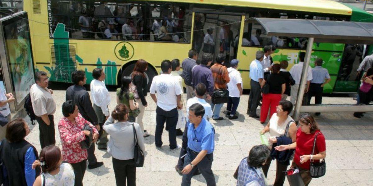 CDMX invertirá 500 mdp para compra de 210 autobuses