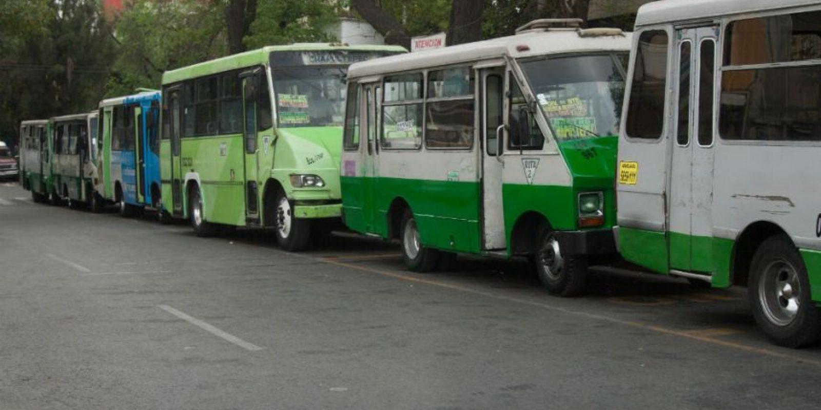Renovar el parque vehicular es vital para evitar más contingencias Foto:Cuartoscuro