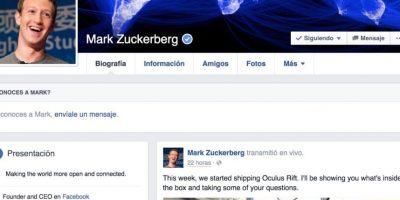 Como en el casi de Instagram, sería la primera app de ordenador de la red social. Foto:Facebook
