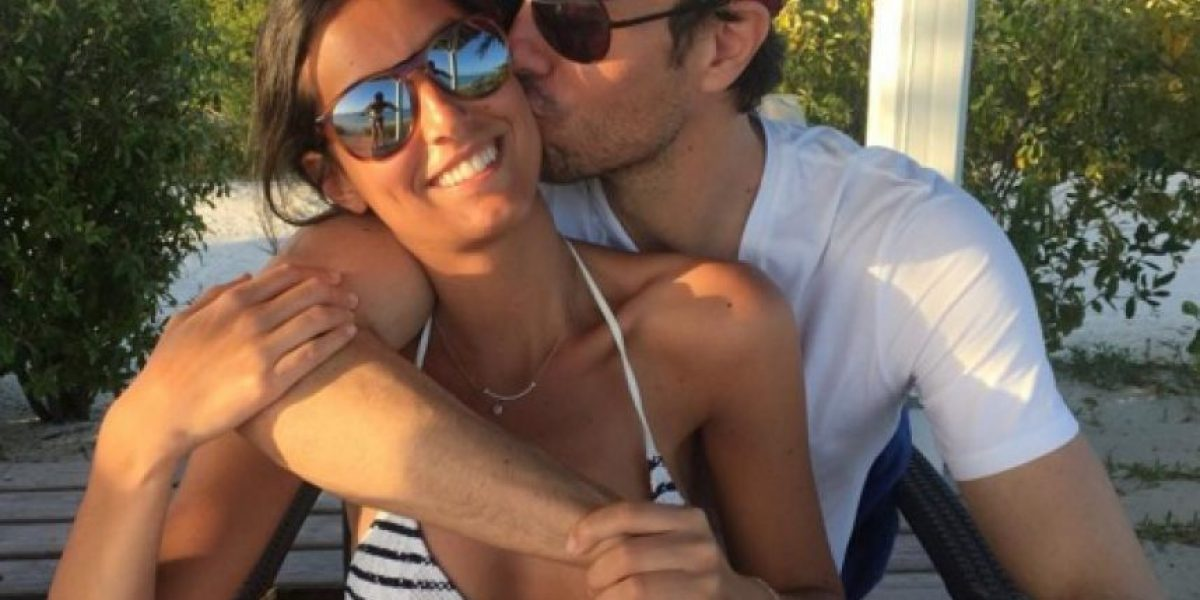 Enrique Iglesias comparte tierna foto de su hermana, Ana Boyer