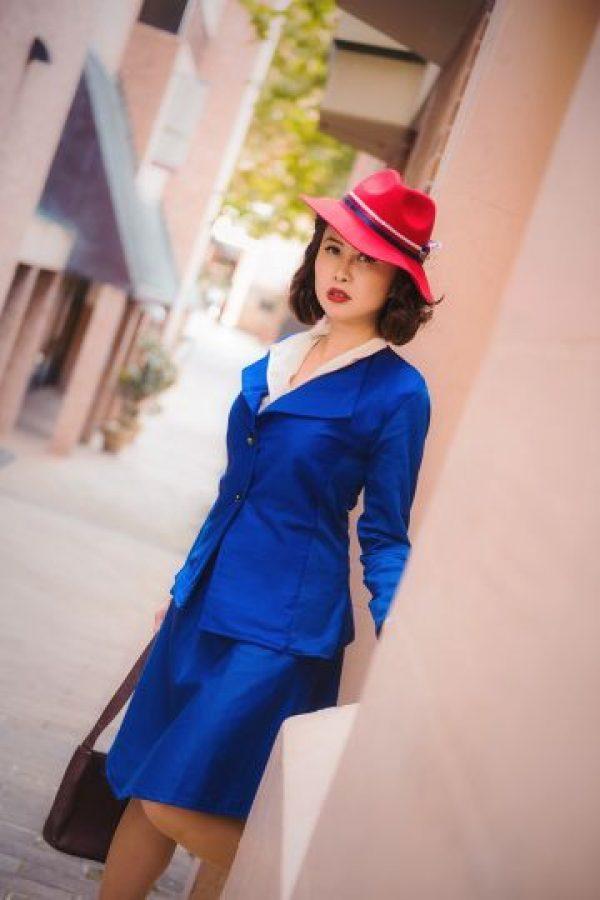 Marvel's Agent Carter es una serie de la icónica Marvel. Foto:Tumblr