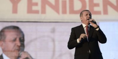 Recep Tayyip Erdogan Foto:Getty Images