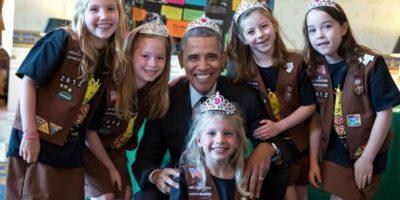 Todos deben saber tratar a las princesas. Foto: Vía whitehouse.gov/photos