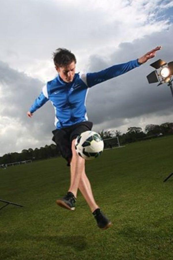 Es originario de Preston, Inglaterra Foto:Vía instagram.com/footballmagic