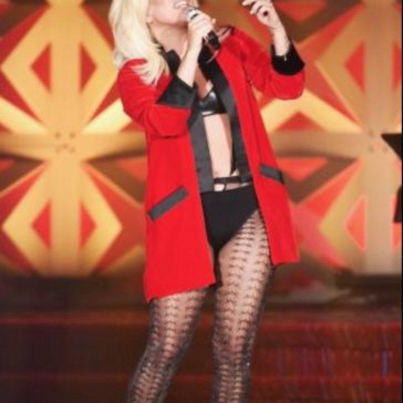Lady Gaga es controvertida por sus looks, por lo que proyecta y por su fama. Foto:vía Getty Images