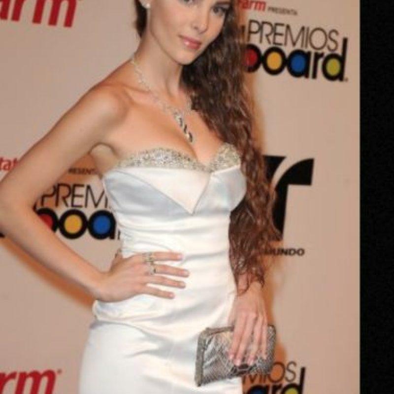 Belinda, por su supuesta altivez. Foto:vía Getty Images