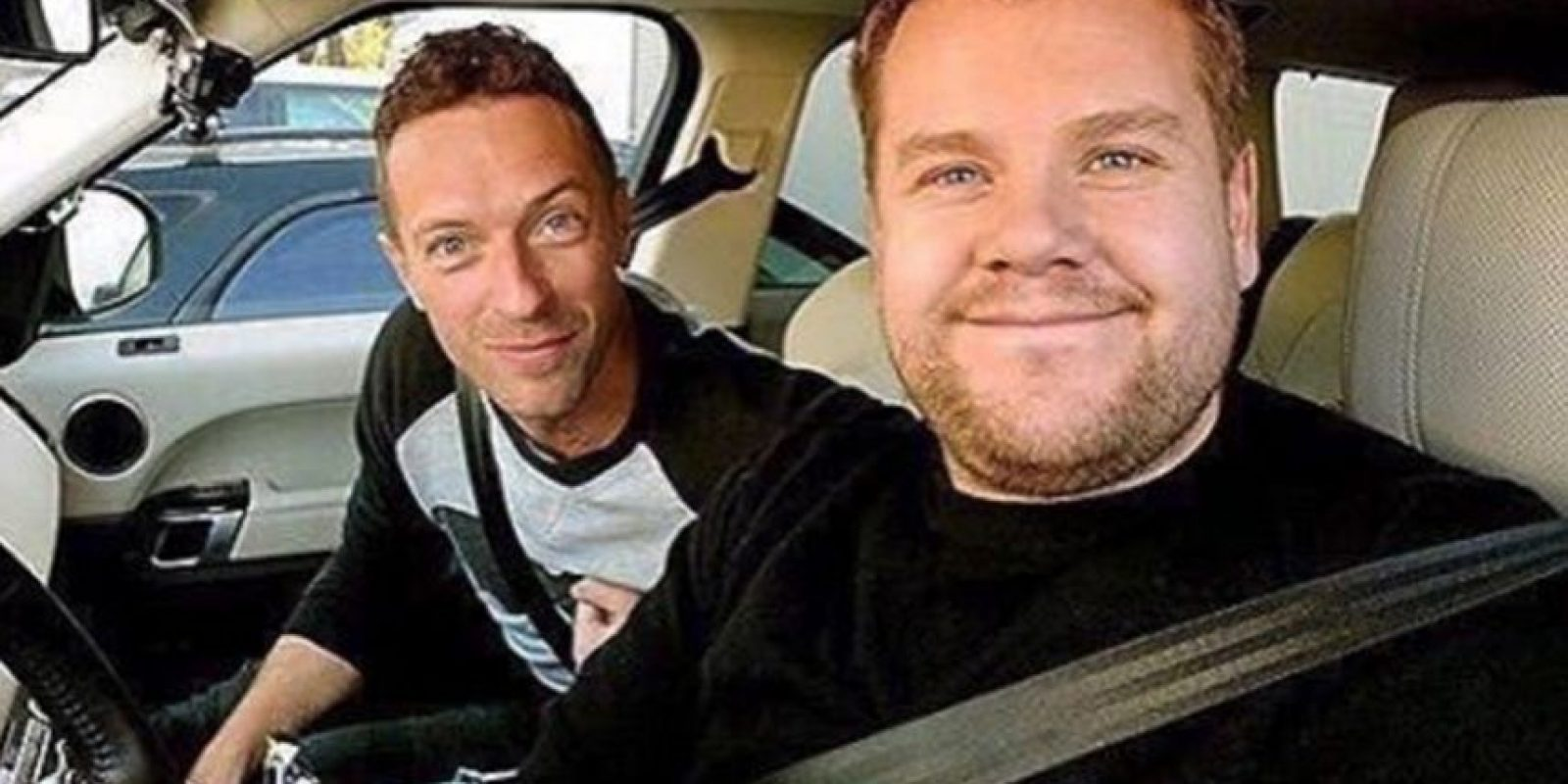 Chris Martin Foto: Vía instagram.com/latelateshow