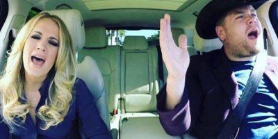 Carrie Underwood Foto:Vía instagram.com/latelateshow
