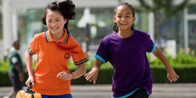 """Ella era """"Meiying"""", en la película """"Karate Kid"""". Foto:vía Columbia Pictures"""