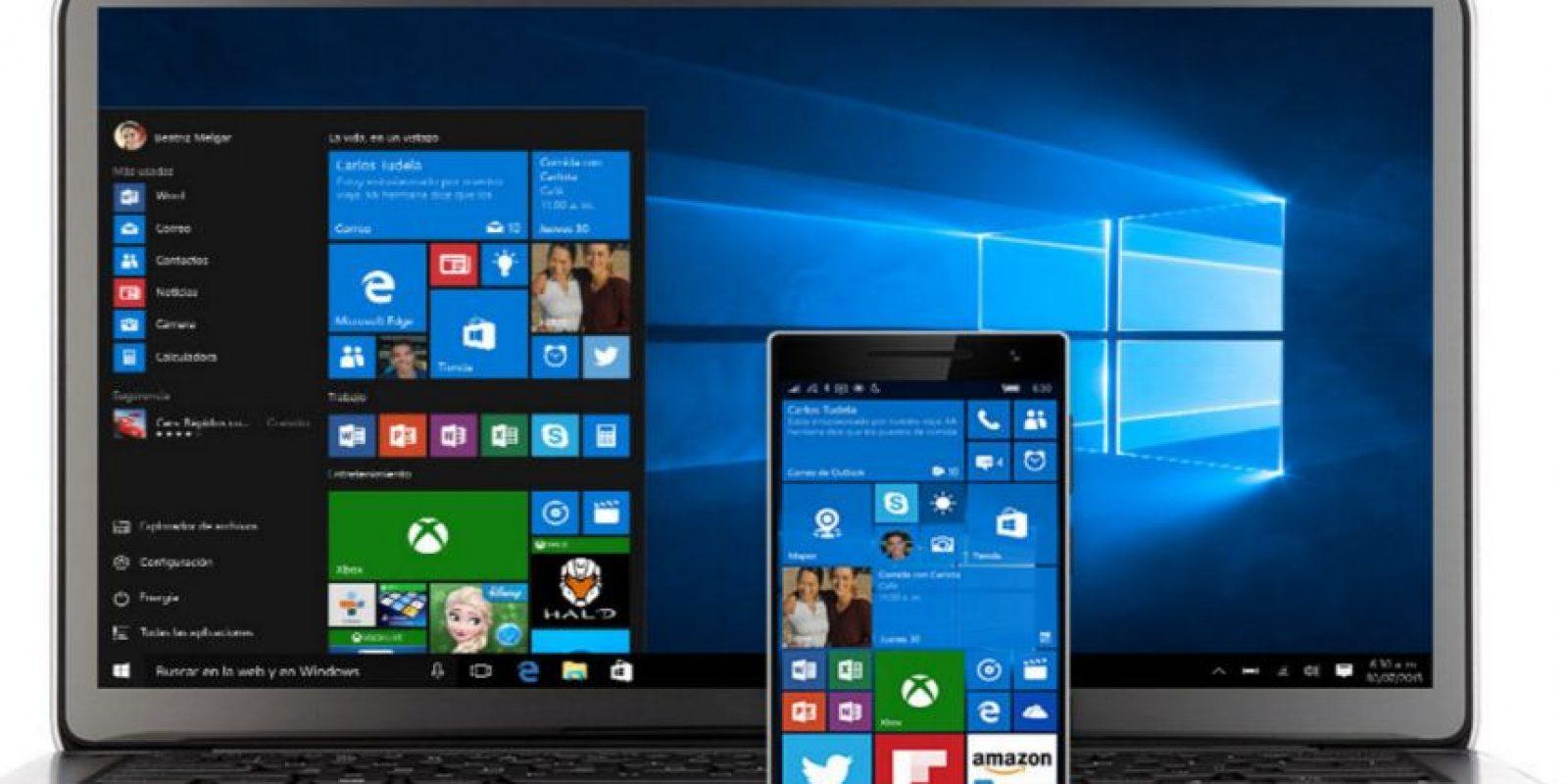 Según los internautas, esta es una de las mejores versiones que ha presentado el sistema operativo. Foto:Microsoft
