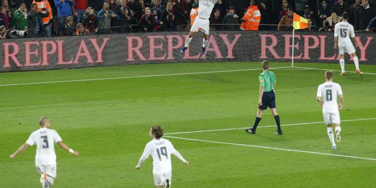 Cristiano Ronaldo silencia a sus detractores con su décimo gol en el Camp Nou