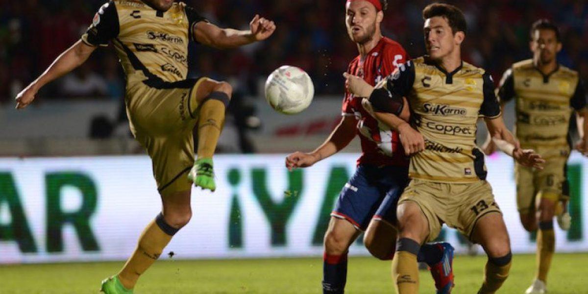 ¡Con las horas contadas! Dorados saca empate en Veracruz que lo acerca al descenso