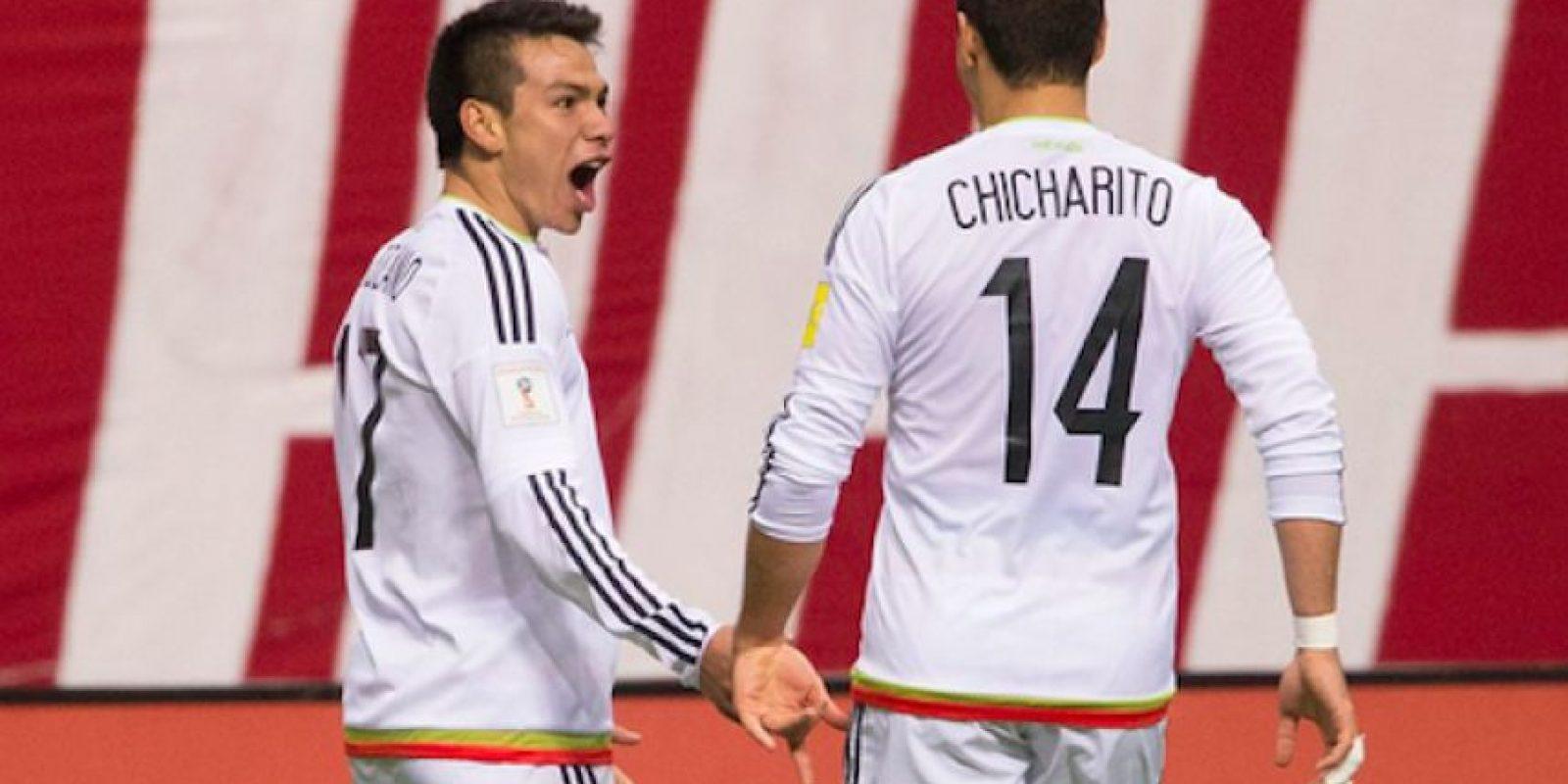 """El jugador de Pachuca podría seguir los pasos de """"Chicharito"""" Hernández Foto:Getty Images"""