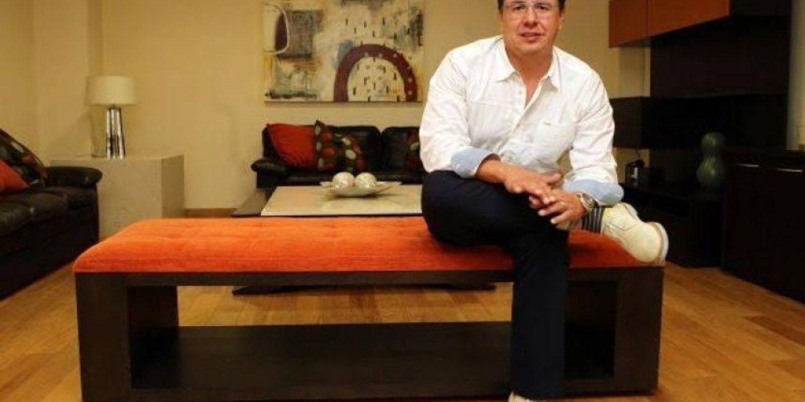 Fernando Favela, director de las Fiestas de Octubre en Guadalajara Foto:Especial