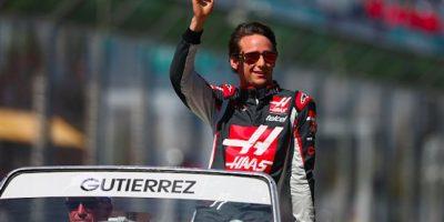 Esteban Gutiérrez se adjudicó la posición número 13 para la salida Foto:Getty Images