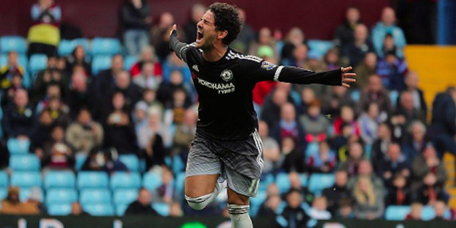 """El brasileño Pato jugó su primer encuentro como delantero de los """"blues"""" Foto:Getty Images"""