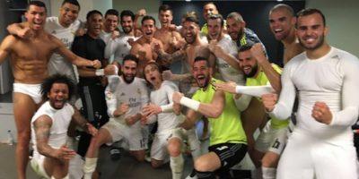 Esta fotografía fue compartida por varios elementos madrileños Foto:Twitter