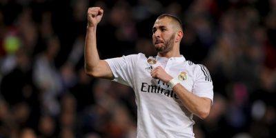 Karim Benzema vale 60 millones de euros. Foto:Getty Images