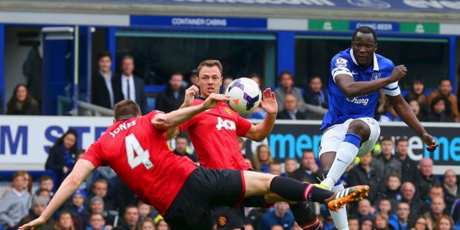 Premier League: Manchester United vs. Everton Foto:Getty Images