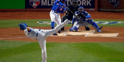 Opening Day MLB – New York en Kansas City Foto:Getty Images