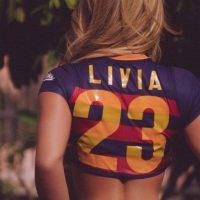 12. Livia Gullo Foto: Vía instagram.com/liviagullo