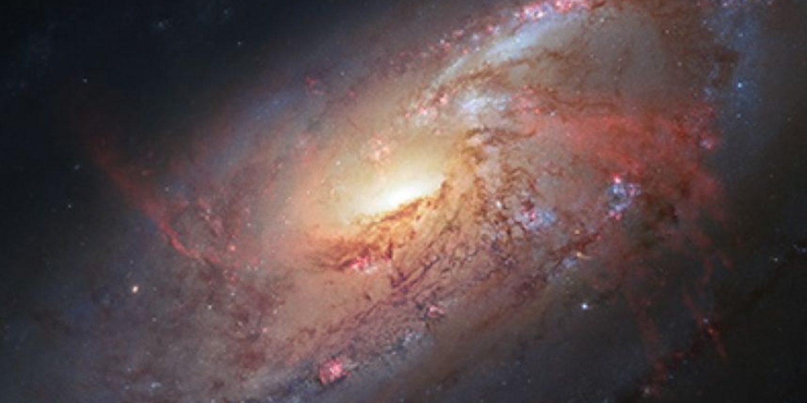 Este telescopio orbita en el exterior de la atmósfera. Foto:hubblesite.org/gallery