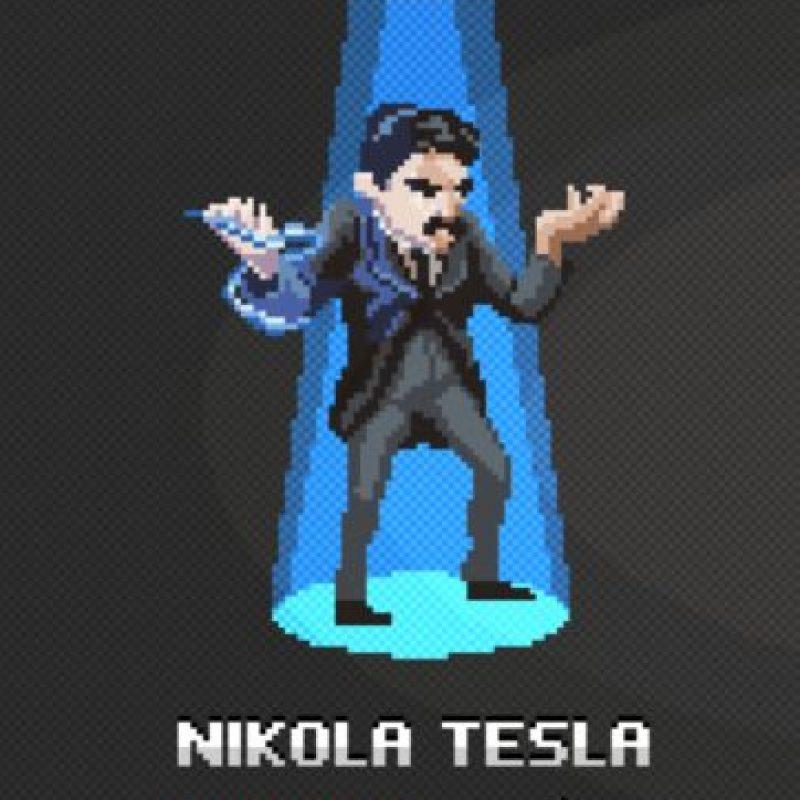 Nikola Tesla: Es reconocido por sus invenciones en el campo del electromagnetismo. Foto:http://super.abril.com.br/