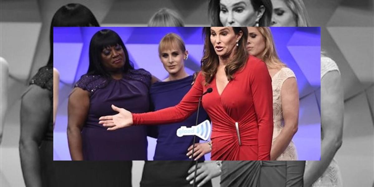 Grupo defensor de la comunidad LGBT premia a Caitlyn Jenner y Demi Lovato