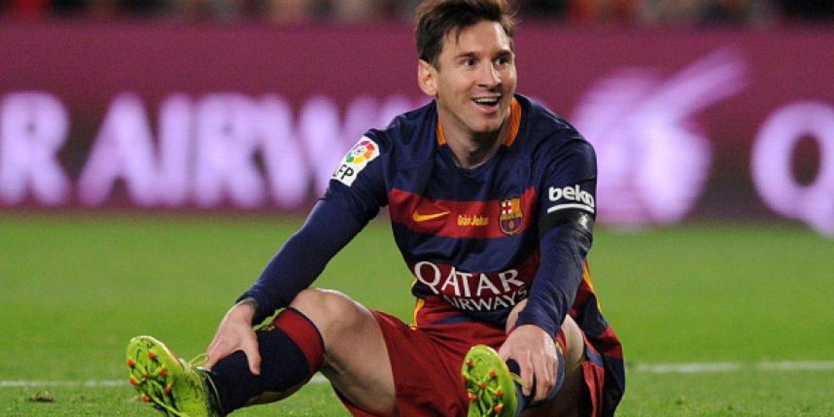 Investigación liga a Messi en red de fraude fiscal