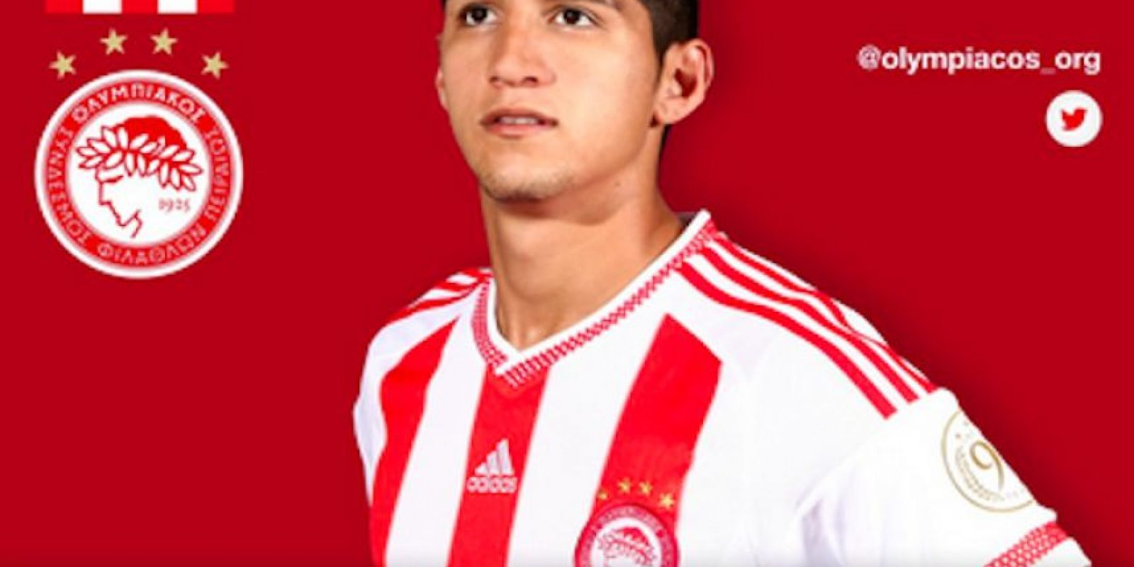 Foto:Twitter: @olympiacos_org