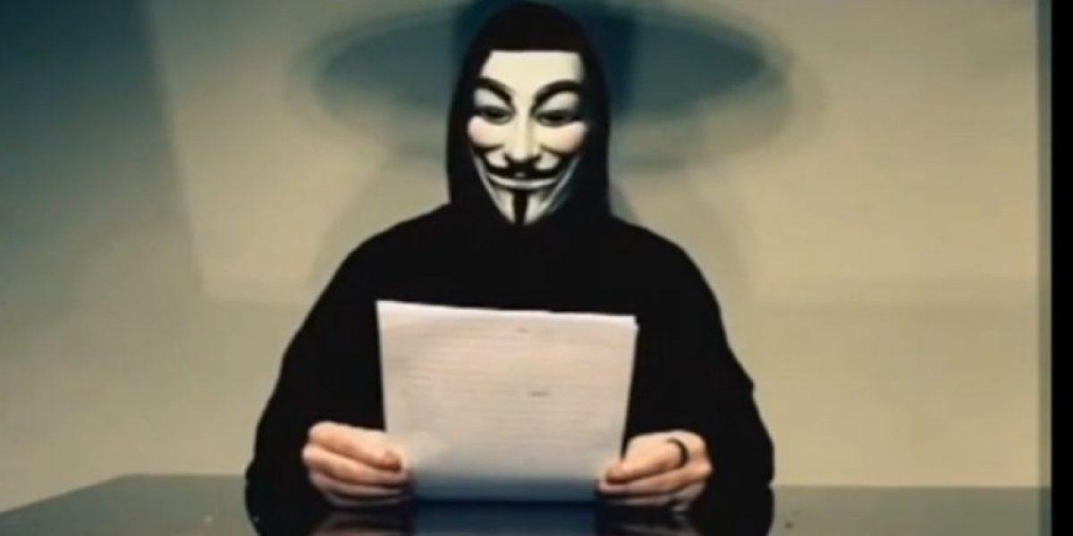 VIDEO: Anonymous denuncia nombramientos irregulares en la SEP