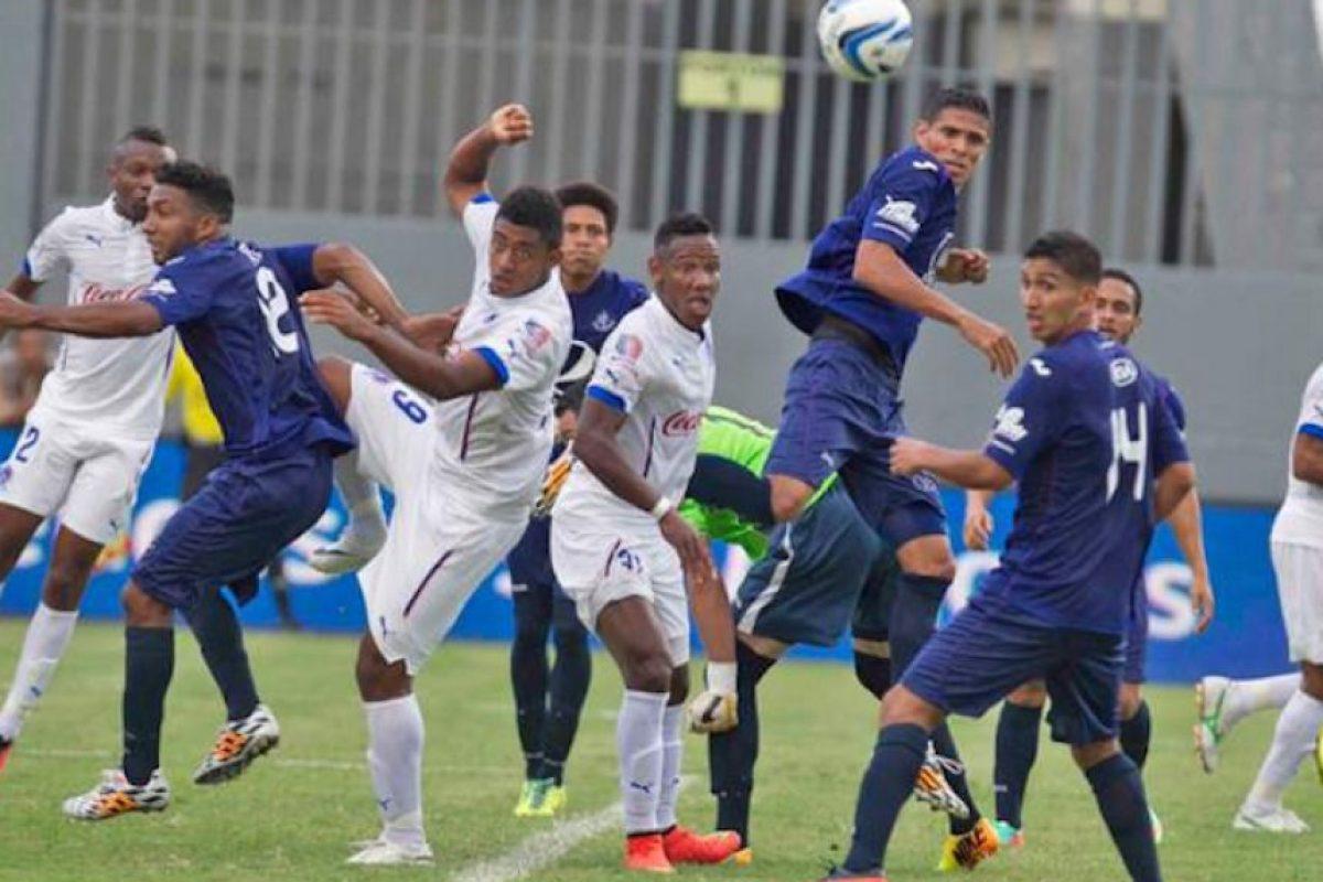 Motagua cayó por 1-4 ante Olimpia en el Súper Clásico hondureño Foto:Getty Images