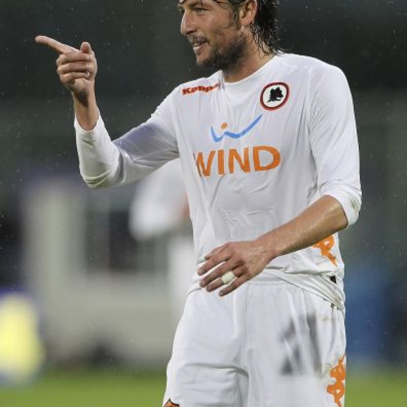 Gabriel Heinze / Futbolista retirado Foto:Getty Images