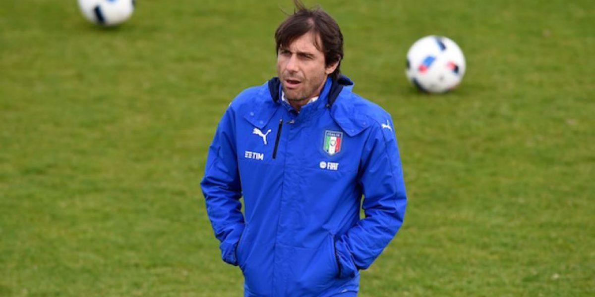 Chelsea anuncia a Antonio Conte como su próximo director técnico