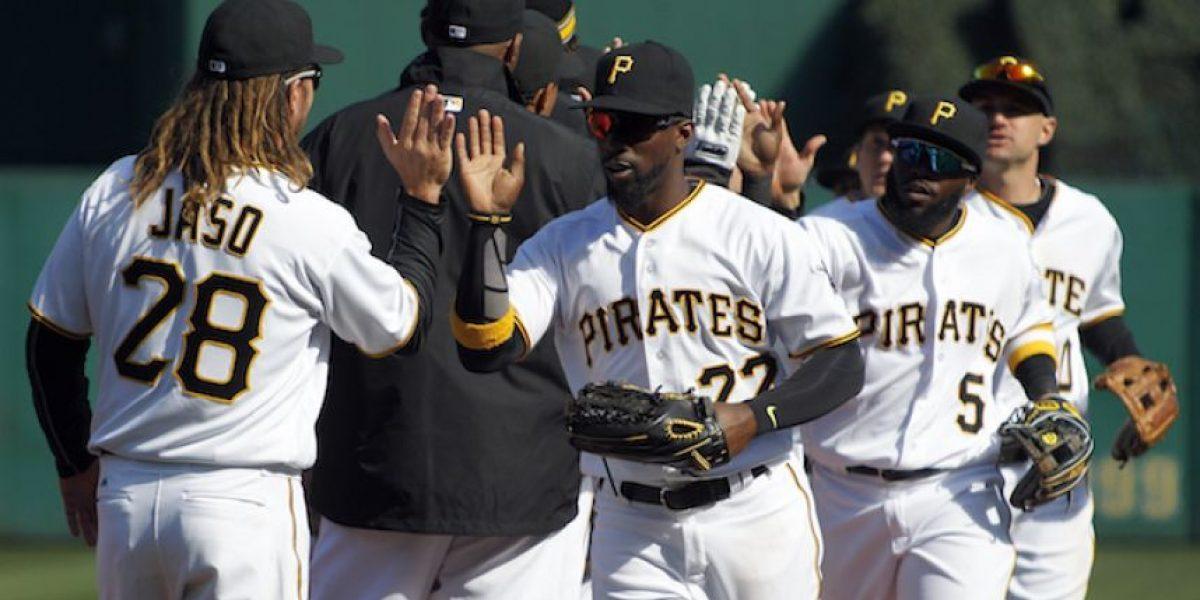 Pittsburgh se lleva el primer triunfo de la campaña 2016 en la MLB