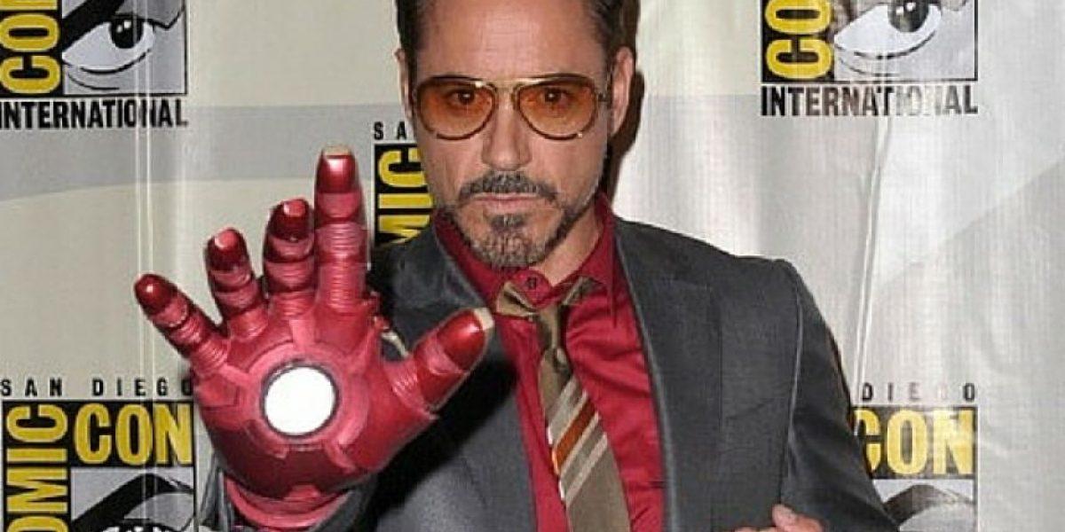 Robert Downey Jr., el hombre que nació para ser