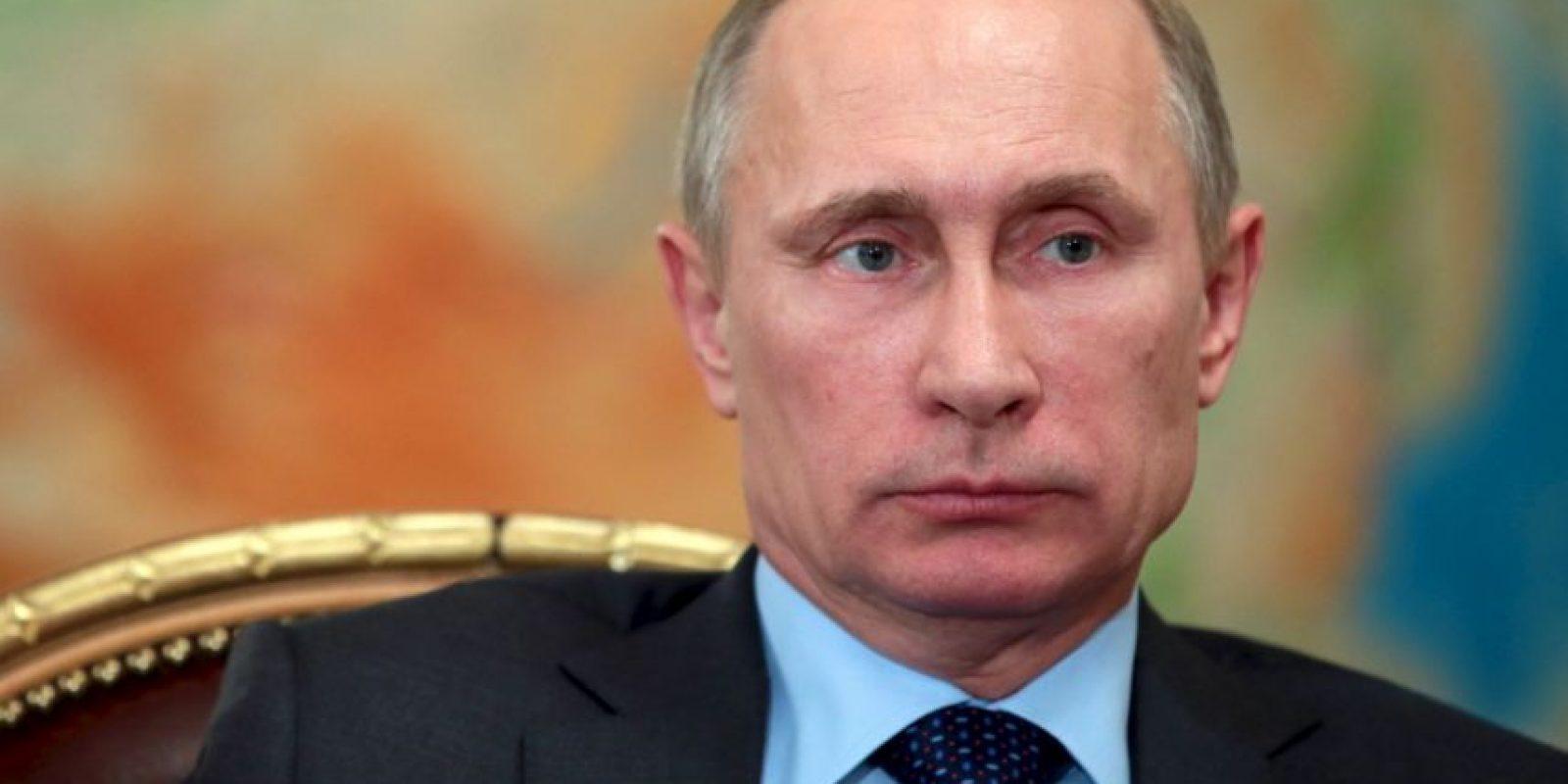 Destaca Vladimir Putin, cuyos asociados movieron hasta 2 mil millones de dólares a través de bancos y sociedades ocultas. Foto:vía Getty Images. Imagen Por: | Foto Getty Images