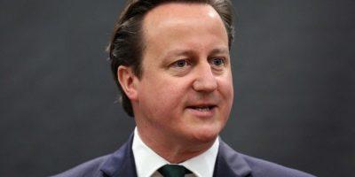 El padre de David Cameron también está involucrado en el asunto. Y Cameron, irónicamente, se ha opuesto a estos paraísos fiscales. Foto:vía Getty Images