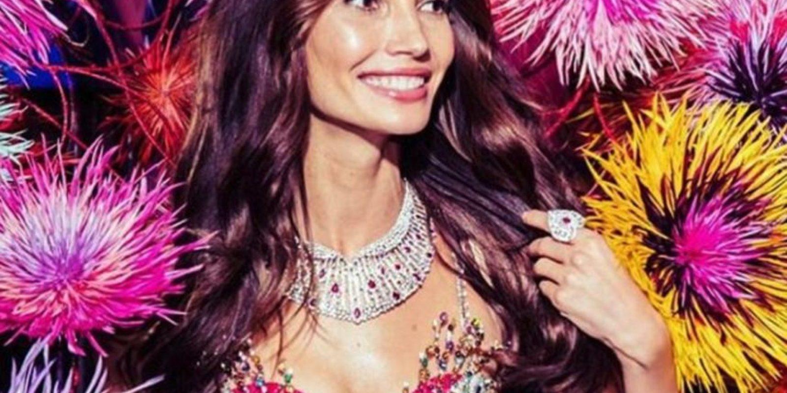 La modelo tiene 30 años Foto:Vía instagram.com/lilyaldridge