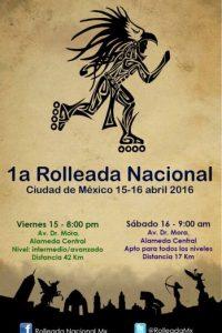 Foto:www.facebook.com/Rolleada-Nacional-Mx-