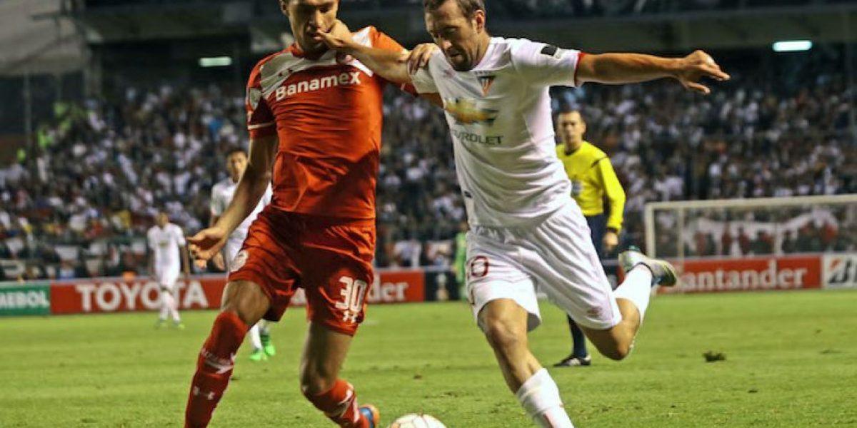 Toluca vs. LDU de Quito, ¿a qué hora juegan la J4 de la Copa Libertadores?