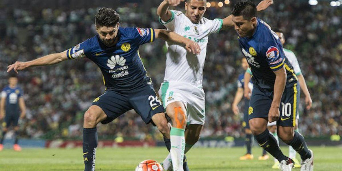 América vs. Santos, ¿a qué hora juegan la Semifinal de Concachampions?